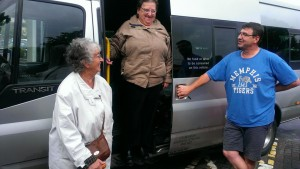 Croftamie - Weekly Mini Bus