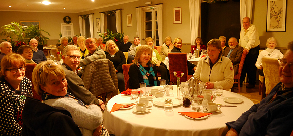 Cowal Area Networking in Strachur.