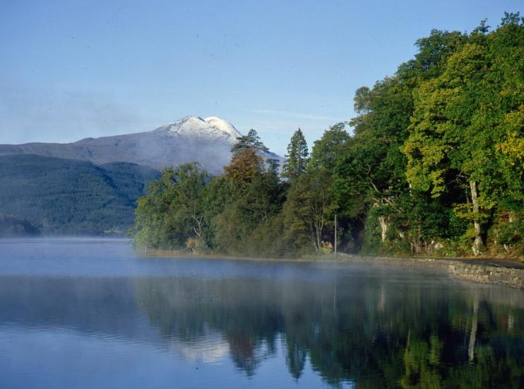 8 Loch Ard  Ben Lomond