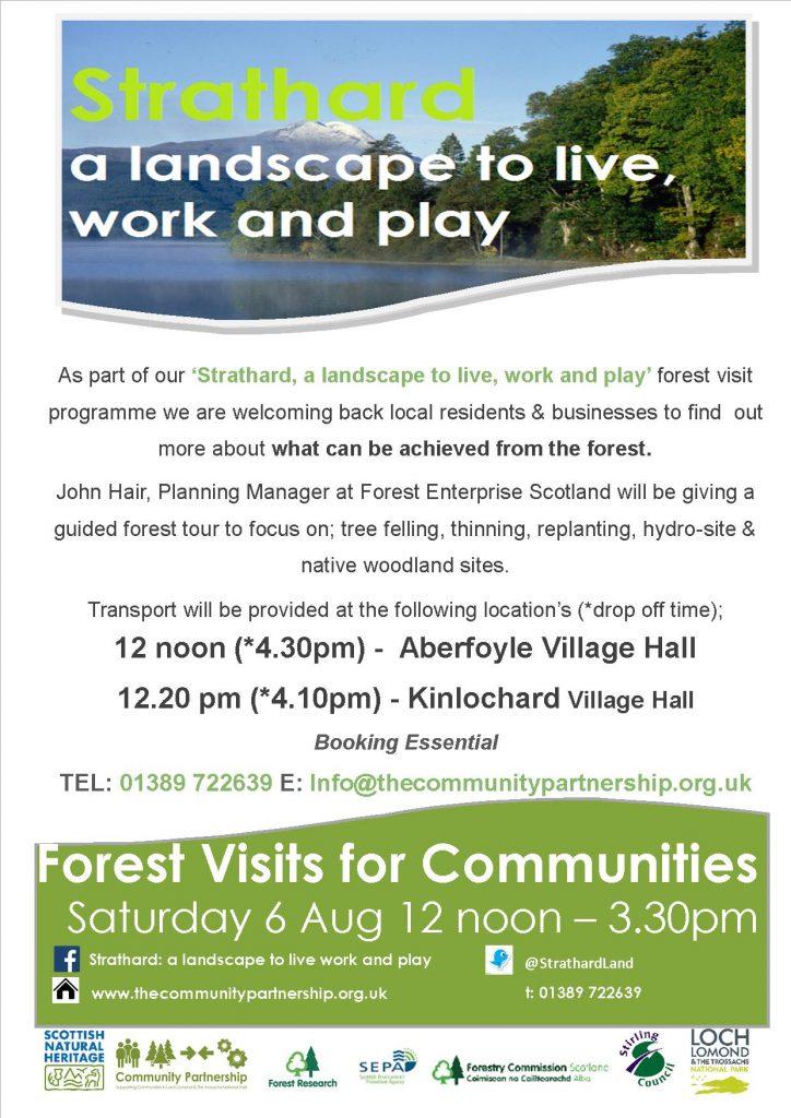 Flyer - 060816 Forest Visit for communities V2