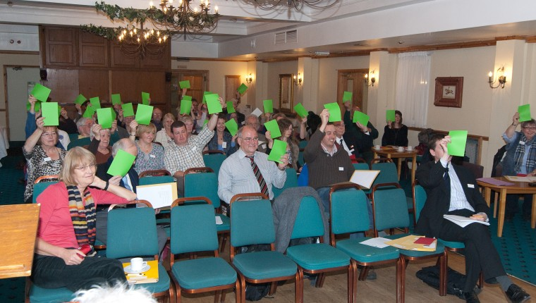 Gathering 2012 – Engaging with our communities and members