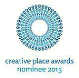 Creative Place Awards Nominee 2015
