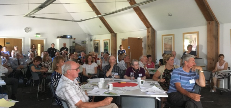 Village Hall Summit 2018 - 'A forward planning day for your hall'